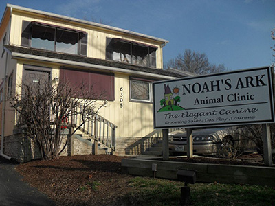 noah's ark animal clinic